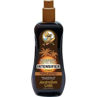 Australian Gold Intensifier Dry Oil con Bronzer 237ml