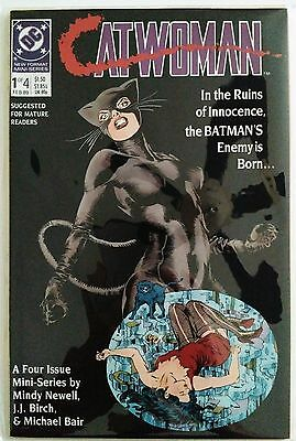 Catwoman Complete DC Comics Mini-Series 1,2,3,4