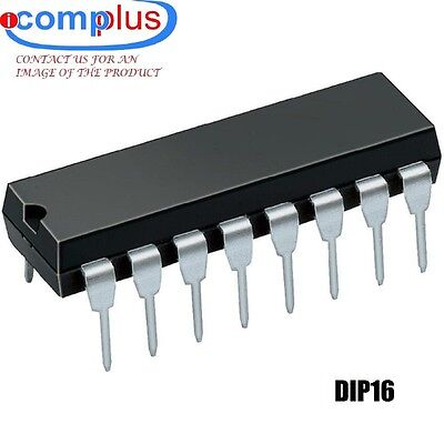 5x CD4051BE IC-DIP16 ENDED MULTIPLEXER 8-CHANNEL