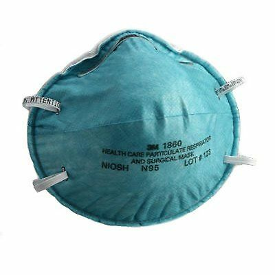 3M 1860 Medical Mask N95, 20 Count