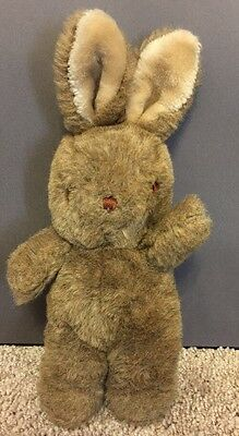 VINTAGE COLLECTIBLE 1985 Applause Wallace Berrie Rabbit Plush!