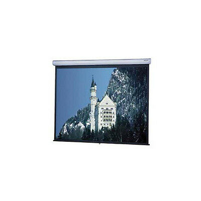 Da-Lite 97213 72 Inch Model C Video Screen - Matte White