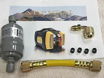APPION,  Refrigerant Recovery Pre-Filter KIT A2 , MADE FOR ALL THE APPION UNITS.