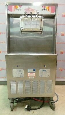 Taylor Commercial Ice Cream Soft Serve Machine Water Cooled Y754-33 3 Phase