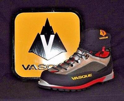 Nib Vasque 7504 M-Possible Ss Mountaineering Wp Climbing Boots (Unisex)