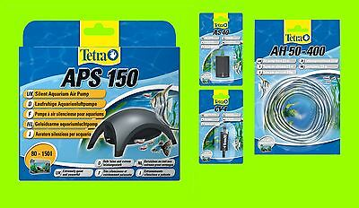 TETRA Pompes de ventilateur Set aps150, Entretoise AS40, tube d'Aération,