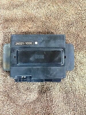 1995 Kawasaki Vulcan 750 Vn750 Oem Fuse Box Junction Box 26021-1056 #k802
