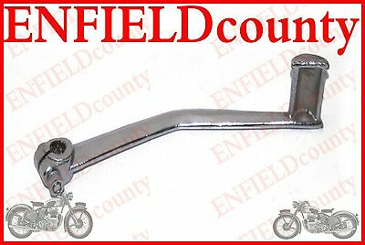 Brand New Vespa Chrome Plated Kickstarter Lever Pedal Kick Px Lml @uk