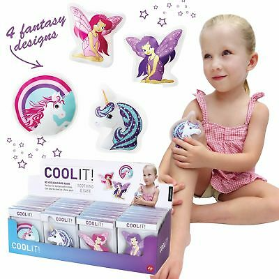 COOL IT FANTASY - Kids Cold or Hot Pack Bump Bruises Injury Soother Reusable!!!