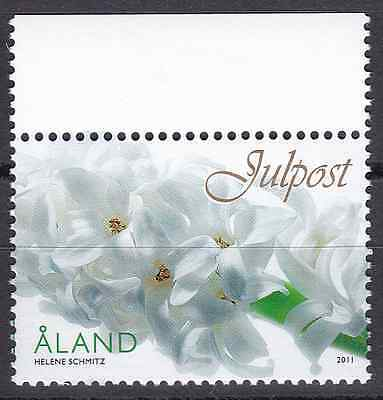 ALAND - 2011 - Christmas. Individual stamp, 1v. Mint NH
