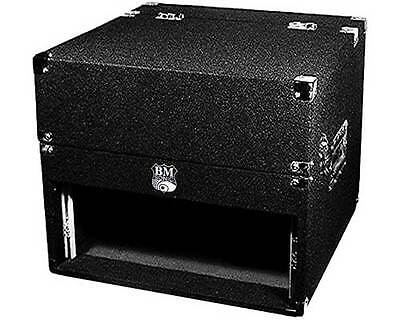 Régie flight-case 19'' 2+8+4U BM-284
