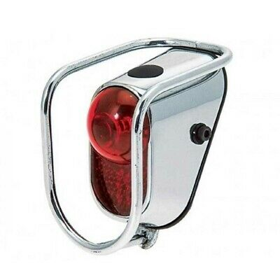 Vintage Old School Classic City Tour Bicycle LED Rear Tail Light LM-002 To USA