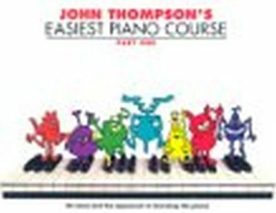 NEW - Thompson's Easiest Piano Course (Part 1) (PB) 0711954291
