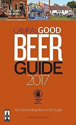 NEW - Camra's Good Beer Guide 2017 (PB) 1852493356