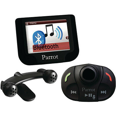 Parrot MKi9200 Bluetooth Handsfree Car Kit, USB, SD, iPod, iPhone Connection
