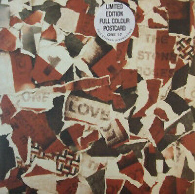 Stone Roses, One Love, NEW/MINT UK 7 inch vinyl single with postcard insert