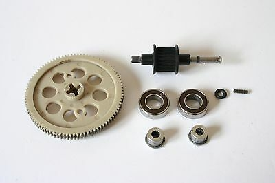 Schumacher Cougar Complete Layshaft Pulley Assembly - Topcat Club 10