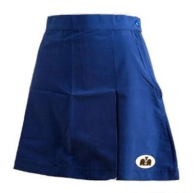 Womens 12 Medium TK Wien Skirt NAVY Hockey Netball Tennis 40 Blue