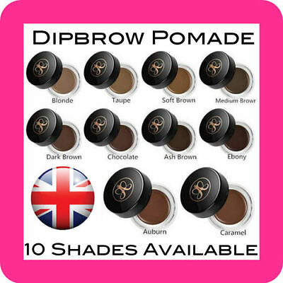 Anastasia Beverly Hills Dipbrow Pomade Dip Brow Available UK Stock - 8 Shades
