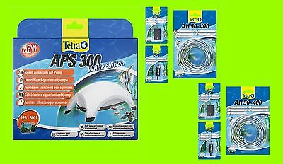 Tetra APS 300 SET Aquarienluftpumpe white Edition Luftpumpe f. 120-300l Aquarium