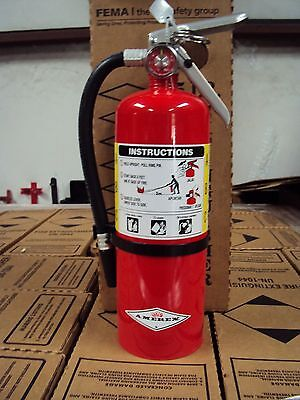 New Fire Extinguisher 5Lb Abc