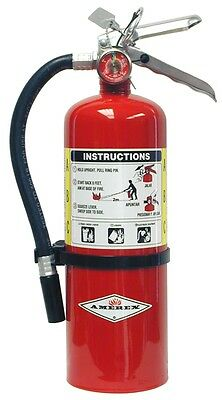 Amerex 5Lb Abc  Fire Extinguisher