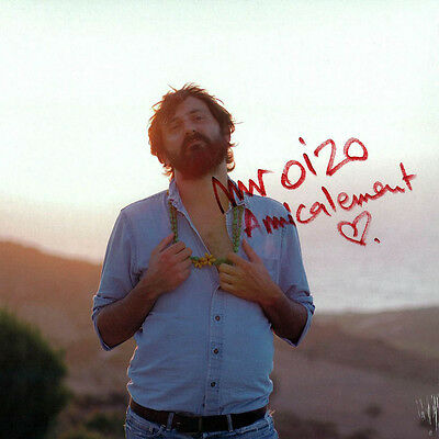 MR. OIZO - AMICALEMENT (FEAT. MARILYN MANSON) Limited Edition / STILL SEALED