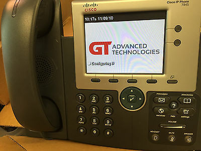 Cisco CP-7945G 7945 IP Unified Ethernet Office Telephone Phone NICE condition