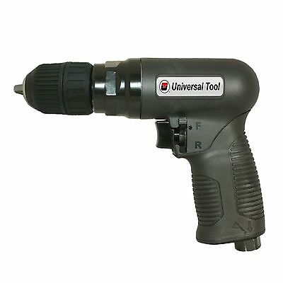 "Universal Air Tools UT2815-R 3/8"" (10mm) Reversible Keyless Pistol Drill UT2815R"