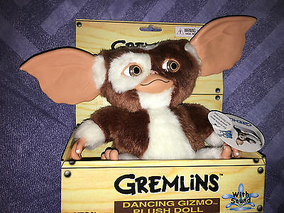 Gremlins  Dancing Gizmo  plush Doll with sounds