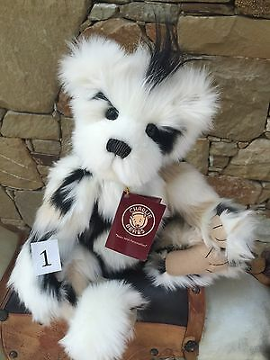 Charlie Bears Tia Fully Jointed Collectable Teddy Bear 2016 Collection Bear Cub