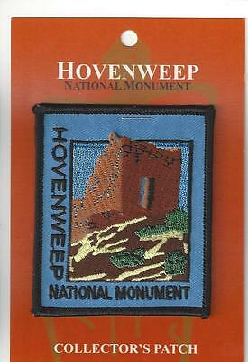 Souvenir Patch - Canyonlands -Hovenweep National Monument -Stronghold House
