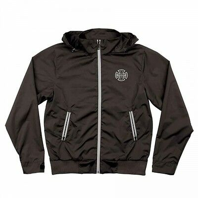 INDEPENDENT - Climate Stash Hood Jacket (Black) - NEW - SMALL ONLY