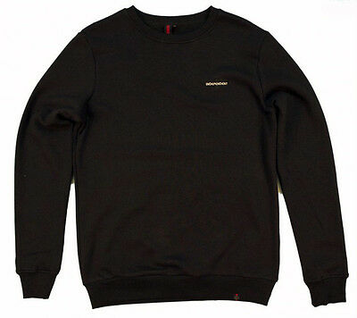 INDEPENDENT - Toil Crew Jumper Black - NEW - MEDIUM ONLY