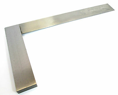 "12"" (300ml) Engineer's Square Steel  TZ MS074 New"