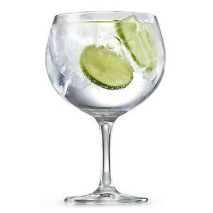 Bar Specials Spanish Gin & Tonic Glasses 696ml - Set of 2 - Gin Balloon Glasses