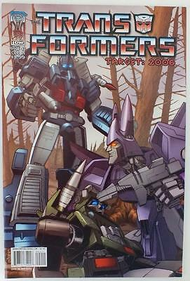 Transformers - Target 2006 - Issue # 2 Cover A - IDW Comics - 2007 - NM - (2159