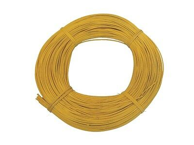 Rattan sunbathing yellow 200g 1,75mm Braided material rattan Basket braiding