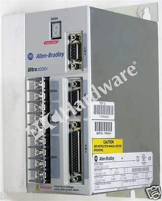 Allen Bradley 2098-DSD-020X /C Ultra 3000i Servo Drive 10A/30A with Indexing