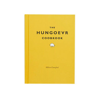 The Hungover Cookbook by Milton Crawford (Hardback), Books, Brand New