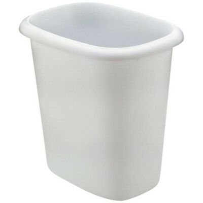 Rubbermaid FG5L5100CSHM Vanity Wastebasket