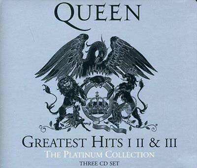 The Platinum Collection (2011 Remastered) - Queen Compact Disc Free Shipping!