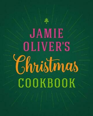 Jamie Oliver's Christmas Cookbook by Jamie Oliver (English) Hardcover Book Free