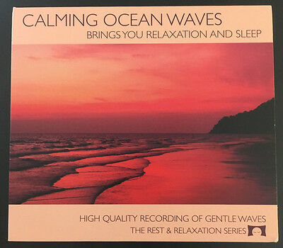 Calming Ocean Waves - Nature Sounds CD for Relaxation, Meditation & Sleep