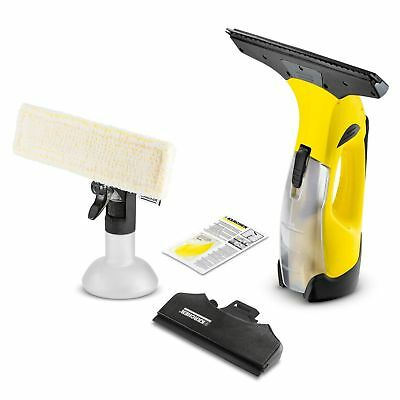 Karcher Wv5 Plus- Rechargeable Window Vac Cleaner, Shower & Glass Streak Free
