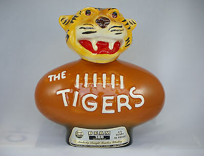 Jim Beam 1977 Tigers Decanter Kentucky Bourbon Whiskey 757ml RARE