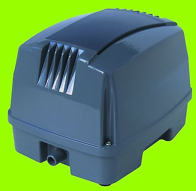 Hailea Hap 80 Diaphragm Compressor Ice Preventer for Garden Pond Koi Ventilator