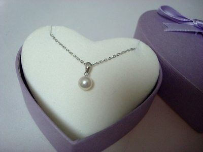 "Authentic  ""MIKIMOTO"" Akoya  pearl Necklace"