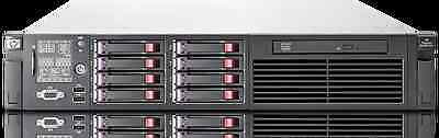 HP Proliant DL380 G6 Dual 2x Xeon X5560 2.8GHz Quad Core / 60GB RAM