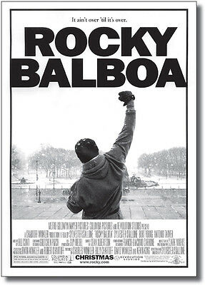 Rocky Balboa Classic Movie Large Wall Art Giant Poster Print A0 A1 A2 A3 A4 Maxi
